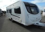 Swift Challenger 530, (2011)  Touring Caravans for sale