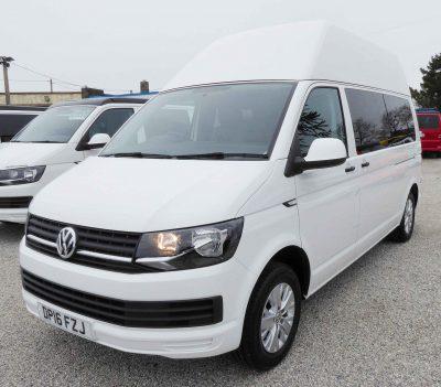 VW (Volkswagen) Transporter Long Wheel Base High Roof, (2016)  Campervans for sale in South West
