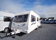Bailey Olympus II 540/5, (2013)  Touring Caravans for sale