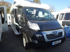Bailey Approach Autograph 745, (2014) New Campervans for sale in