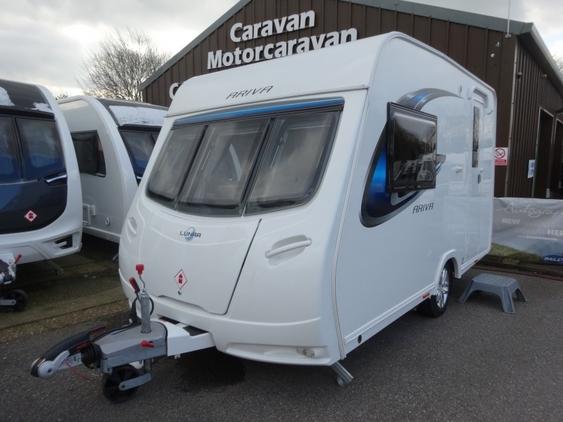 Lunar Ariva, (2017) New Campervans for sale in