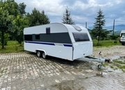 Saly 6.0, 5 Berth, (2021)  Touring Caravans for sale