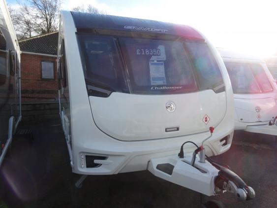 Swift Challenger 565, (2016) New Campervans for sale in