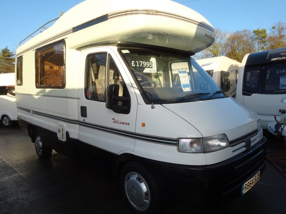 Auto-Sleeper Talisman, (1998) New Campervans for sale in