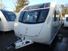 Swift Challenger Sport 564, (2012) New Campervans for sale in