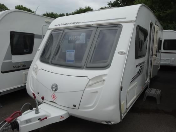 Swift Coastline 540 Se, (2009) New Campervans for sale in