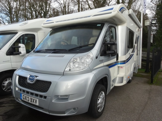 Bailey Approach 620 Se, (2013) New Campervans for sale in