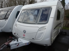 Swift Challenger 480, (2007) New Campervans for sale in