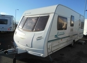 Lunar Lexon Cs, (2005)  Touring Caravans for sale