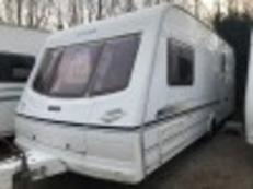 Lunar Delta 520 2002, 2 Berth, (2002)  Touring Caravans for sale