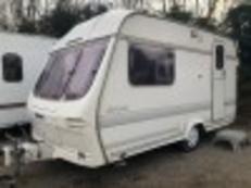 Lunar Meteorite 1995, 2 Berth, (1995)  Touring Caravans for sale