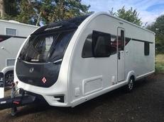 Swift Eccles 560 2018, 4 Berth, (2018)  Touring Caravans for sale