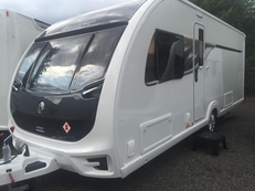 Swift Challenger 580 2018, 4 Berth, (2018)  Touring Caravans for sale