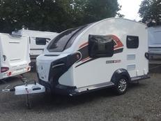 Swift Basecamp Plus 2018, 2 Berth, (2018)  Touring Caravans for sale