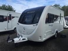 Swift Classic Duette 2018, 2 Berth, (2018)  Touring Caravans for sale