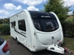 SWIFT CHALLENGER 480, 2 berth, (2012) Used - Good condition Touring Caravans for sale for sale in United Kingdom