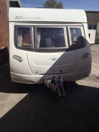 Lunar Stellar, (2008)  Touring Caravans for sale