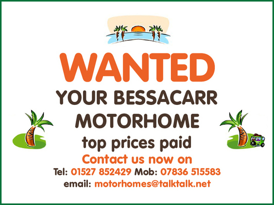 Bessacarr All Models, 4 berth, (1997) Used - Good condition Motorhomes for sale