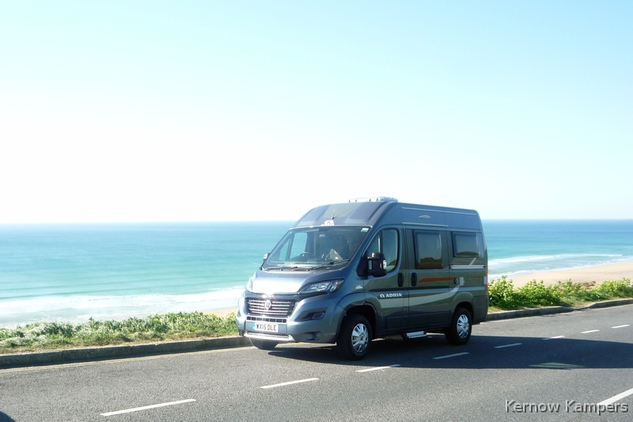 Adria Twin500, 2 berth, (2015) Used - Good condition For Hire