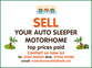 Auto-Sleeper All Models, 2 berth, (1995) Used - Good condition Motorhomes for sale for sale