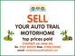 Auto-Trail All Models, 4 berth, (1997) Used - Good condition Motorhomes for sale for sale