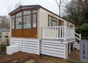 Cosalt Strathmore, 4 berth, (2005) Used - Good condition Static Caravans for sale