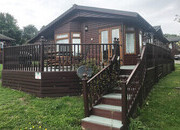 Omar Kingfisher Lodge, 6 berth, (2004) Used - Good condition Lodge for sale