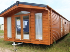 UK TORTHWOOD LODGE, 4 berth, (2018) Brand new Lodge for sale