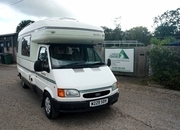 Auto-Sleeper Amathyst, 5 berth, (2000) Used - Good condition Motorhomes for sale