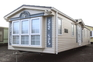 Willerby Vouge, 6 berth, (2004) Used - Good condition Static Caravans for sale