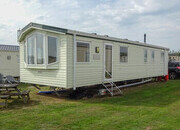 Willerby Leven, > 7 berth, (2011) Used - Good condition Static Caravans for sale