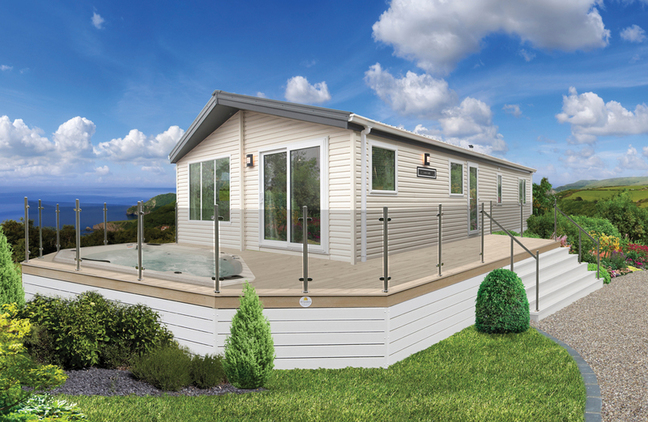 Willerby Clearwater, 6 berth, (2017) Brand new Static Caravans for sale