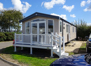 Swift Bordeaux Exclusive, > 7 berth, (2019) Used - Good condition Static Caravans for sale