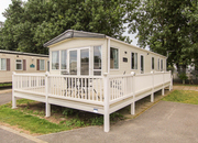 ABI Sunningdale, > 7 berth, (2017) Used - Good condition Static Caravans for sale