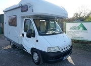 Hymer Camp C494, 4 berth, (2003) Used - Good condition Motorhomes for sale