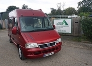 TIMBERLAND Starlight, 2 berth, (2003) Used - Good condition Motorhomes for sale