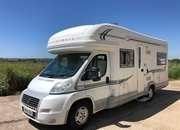 Auto-Trail Cheyenne 660 Hi-Line Fiat, 4 berth, (2008) Used - Good condition Motorhomes for sale
