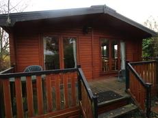 Pine Log AVOSET, 4 berth, (2004) Used - Good condition Lodge for sale