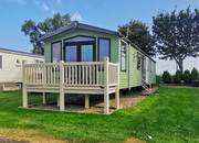 Swift Moselle, 6 berth, (2012) Used - Good condition Static Caravans for sale