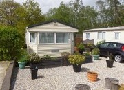 Delta Discovery, > 7 berth, (2010) Used - Good condition Static Caravans for sale
