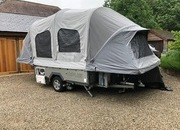 Opus Air, > 7 berth, (2019) Used - Good condition Touring Caravans for sale
