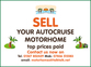 Autocruise All Coachbuilt & High Top Models, 4 berth, (1997) Used - Good condition Motorhomes for sale for sale