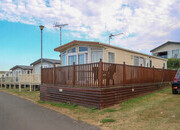 Brentmere Hilton, 4 berth, (2003) Used - Average condition for age Static Caravans for sale