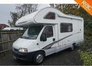 Swift Sundance 590RL, 4 berth, (2006) Used - Good condition Motorhomes for sale
