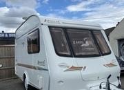 Elddis `Avante 362, 2 berth, (2001) Used - Good condition Touring Caravans for sale